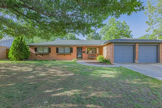 4203 64th Street, Lubbock, TX 79413 (MLS #202004990) :: The Lindsey Bartley Team