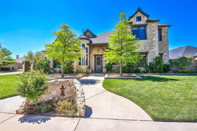 6116 89th Street, Lubbock, TX 79424 (MLS #202005082) :: McDougal Realtors