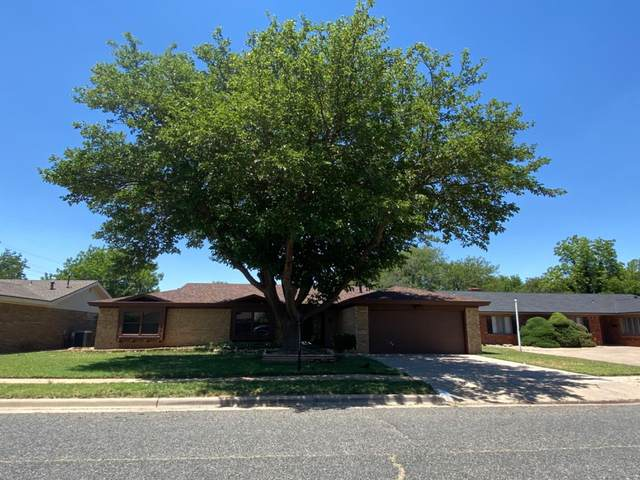 7918 Louisville Avenue, Lubbock, TX 79423 (MLS #202005115) :: Stacey Rogers Real Estate Group at Keller Williams Realty