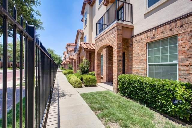 2106-#7 Main Street, Lubbock, TX 79401 (MLS #202005126) :: The Lindsey Bartley Team