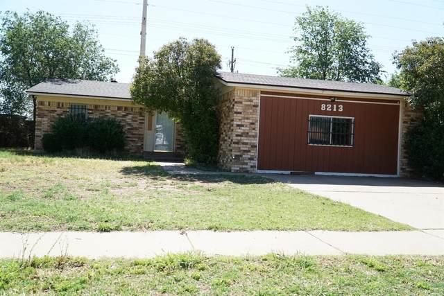 8213 Elkridge Avenue, Lubbock, TX 79423 (MLS #202005135) :: The Lindsey Bartley Team