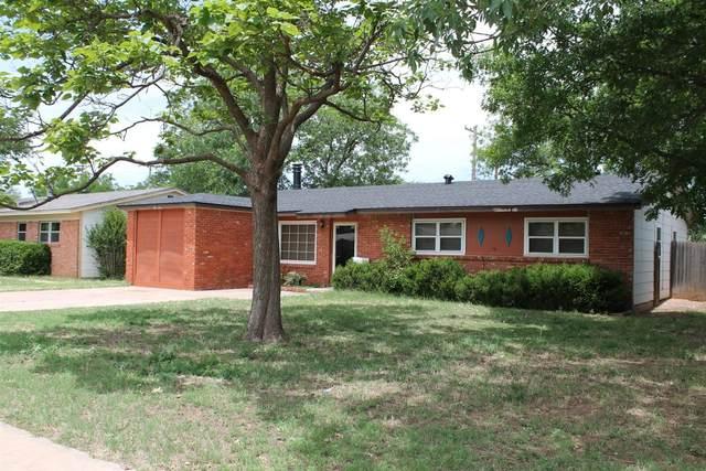 4514 52nd Street, Lubbock, TX 79414 (MLS #202005172) :: The Lindsey Bartley Team
