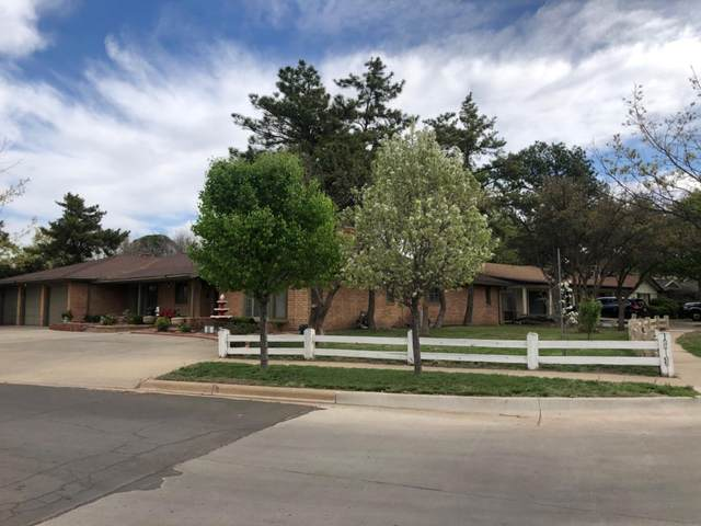 6611 Peoria Avenue, Lubbock, TX 79413 (MLS #202005328) :: The Lindsey Bartley Team