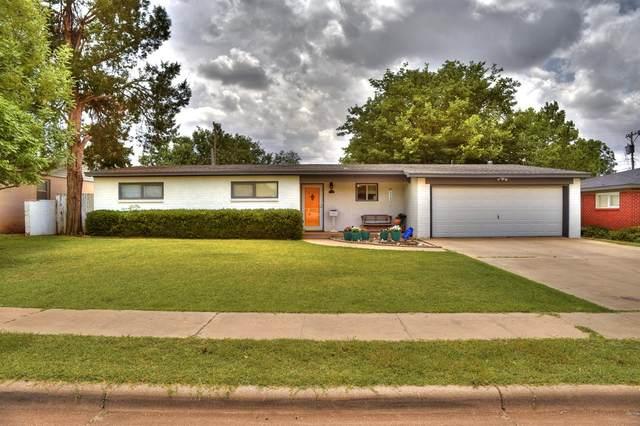 4311 45th Street, Lubbock, TX 79413 (MLS #202005359) :: The Lindsey Bartley Team