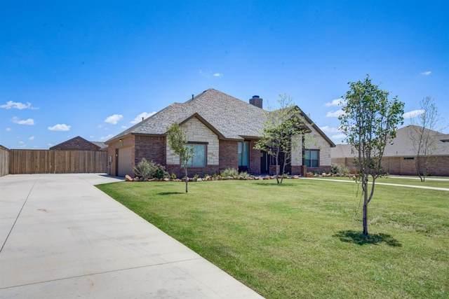 13407 Gardner Avenue, Lubbock, TX 79424 (MLS #202005363) :: The Lindsey Bartley Team