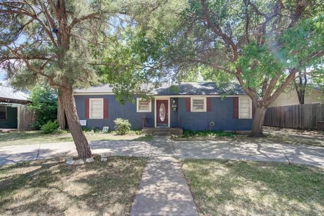 2707 24th Street, Lubbock, TX 79410 (MLS #202005384) :: The Lindsey Bartley Team