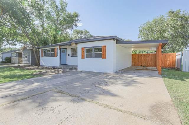 3817 25th Street, Lubbock, TX 79410 (MLS #202005385) :: The Lindsey Bartley Team