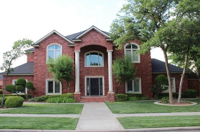 4110 86th Street, Lubbock, TX 79423 (MLS #202005396) :: The Lindsey Bartley Team