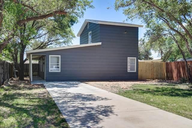4605 40th Street, Lubbock, TX 79414 (MLS #202005401) :: The Lindsey Bartley Team