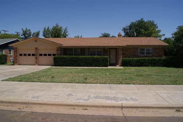 3632 56th Street, Lubbock, TX 79413 (MLS #202005439) :: The Lindsey Bartley Team