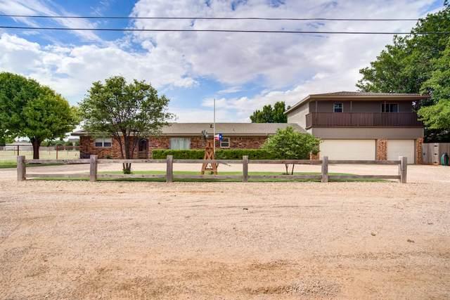 6001 114th Street, Lubbock, TX 79424 (MLS #202005458) :: McDougal Realtors