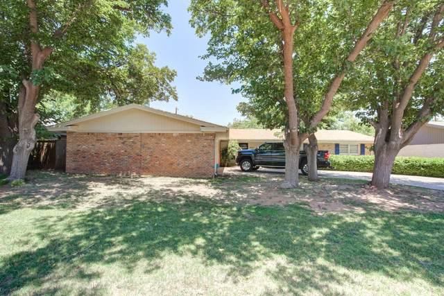 5414 28th Street, Lubbock, TX 79407 (MLS #202005486) :: Duncan Realty Group