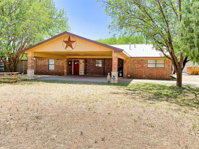 11015 N County Road 1500, Shallowater, TX 79363 (MLS #202005583) :: Lyons Realty
