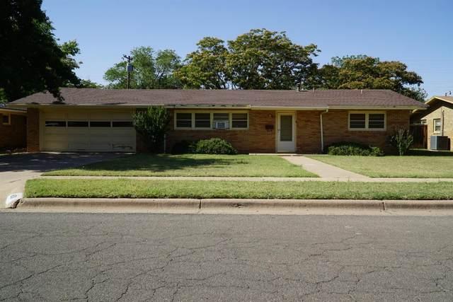 4206 48th Street, Lubbock, TX 79413 (MLS #202005596) :: Lyons Realty