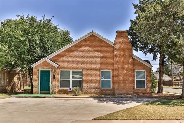 2102 28th Street, Lubbock, TX 79411 (MLS #202005608) :: The Lindsey Bartley Team