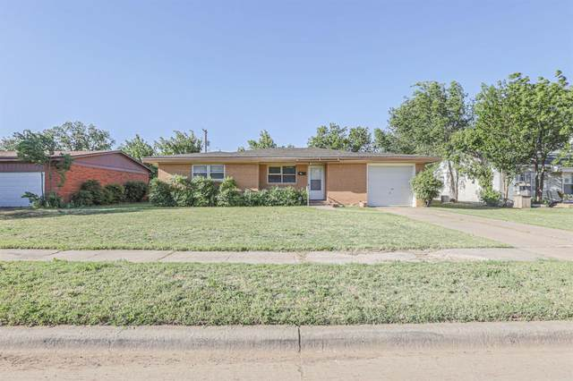 3711 36th Street, Lubbock, TX 79413 (MLS #202005632) :: McDougal Realtors