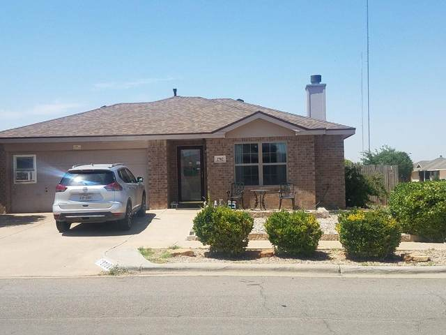 2702 110th Street, Lubbock, TX 79423 (MLS #202005671) :: The Lindsey Bartley Team