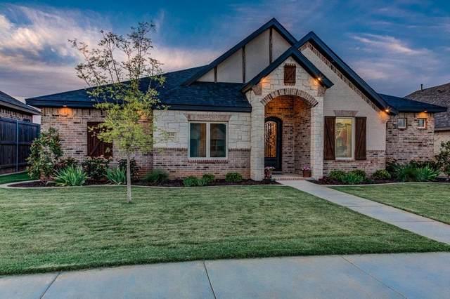 7026 99th Street, Lubbock, TX 79424 (MLS #202005692) :: McDougal Realtors