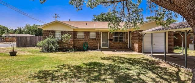 310 Hickory, Levelland, TX 79336 (MLS #202005738) :: McDougal Realtors