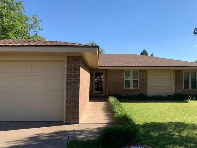 9212 Flint Avenue, Lubbock, TX 79423 (MLS #202005781) :: McDougal Realtors
