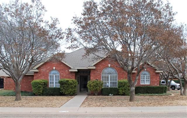 6 Crockett Circle, Levelland, TX 79336 (MLS #202005819) :: McDougal Realtors