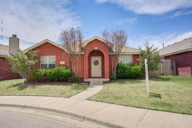 6503 8th Street, Lubbock, TX 79416 (MLS #202005836) :: McDougal Realtors