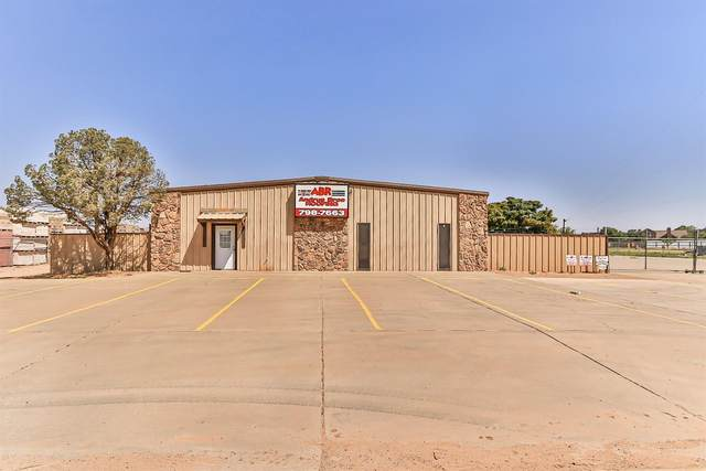 7110 Santa Fe Drive, Lubbock, TX 79407 (MLS #202005916) :: Better Homes and Gardens Real Estate Blu Realty