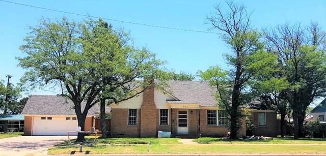 205 Harrison, Lorenzo, TX 79343 (MLS #202005941) :: Lyons Realty