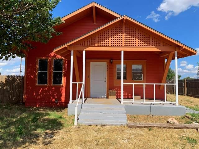 332 N Crosby Street, Crosbyton, TX 79322 (MLS #202005943) :: Lyons Realty