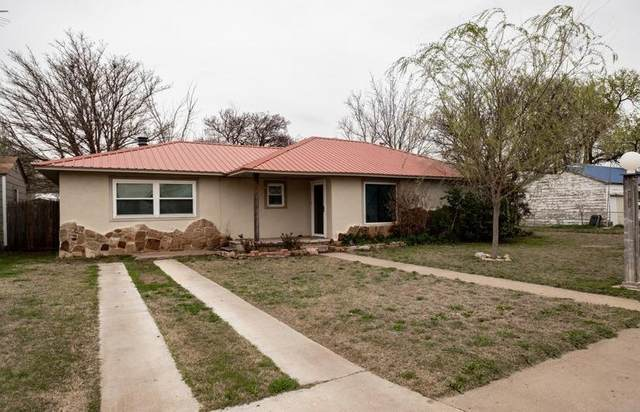 115 E 15th Street, Littlefield, TX 79339 (MLS #202005955) :: Reside in Lubbock | Keller Williams Realty