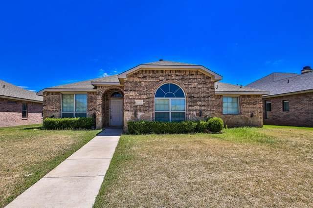 3707 105th Street, Lubbock, TX 79423 (MLS #202006014) :: McDougal Realtors