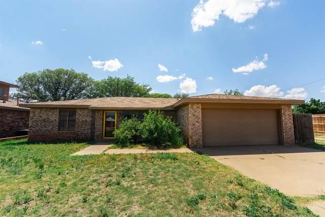 809 Amherst Street, Slaton, TX 79364 (MLS #202006045) :: Duncan Realty Group