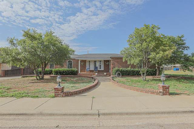 1307 Quaker Street, Slaton, TX 79364 (MLS #202006047) :: Reside in Lubbock | Keller Williams Realty