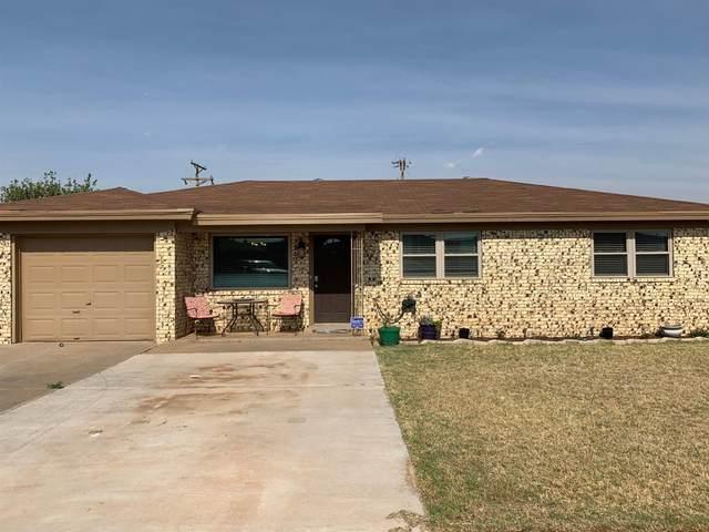 715 Indiana Street, Wolfforth, TX 79382 (MLS #202006067) :: McDougal Realtors