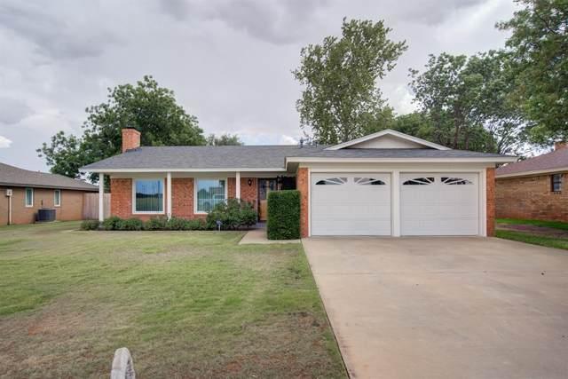 2109 NW Ave D, Seminole, TX 79360 (MLS #202006073) :: Reside in Lubbock | Keller Williams Realty