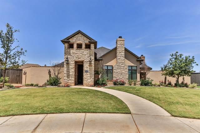4810 120th Place, Lubbock, TX 79424 (MLS #202006108) :: McDougal Realtors
