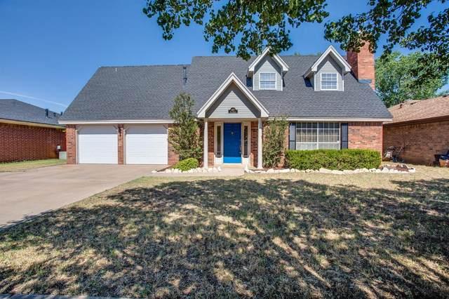 407 Iola Avenue, Lubbock, TX 79416 (MLS #202006109) :: McDougal Realtors