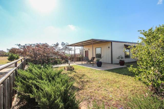 11304 County Road 7100, Wolfforth, TX 79382 (MLS #202006116) :: Stacey Rogers Real Estate Group at Keller Williams Realty