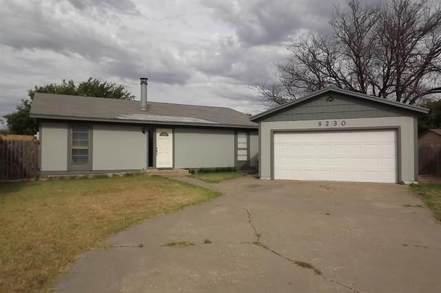9230 Belton Avenue, Lubbock, TX 79423 (MLS #202006140) :: The Lindsey Bartley Team