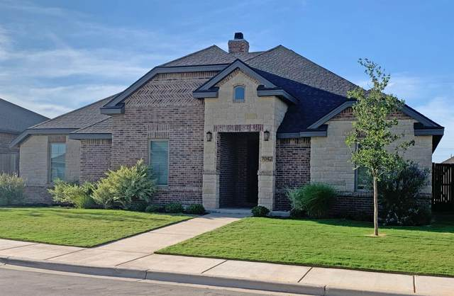 7042 100th Street, Lubbock, TX 79424 (MLS #202006153) :: McDougal Realtors