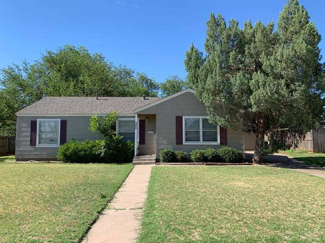 3213 30th Street, Lubbock, TX 79410 (MLS #202006162) :: Stacey Rogers Real Estate Group at Keller Williams Realty
