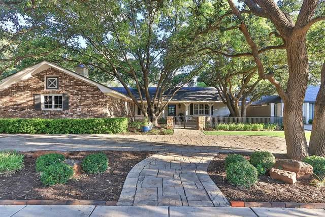4603 89th Street, Lubbock, TX 79424 (MLS #202006284) :: Lyons Realty