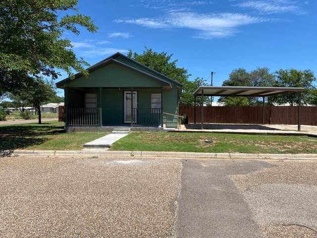 2148 S 2nd Street, Tahoka, TX 79373 (MLS #202006288) :: McDougal Realtors