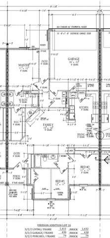 2743 137th Street, Lubbock, TX 79423 (MLS #202006306) :: The Lindsey Bartley Team