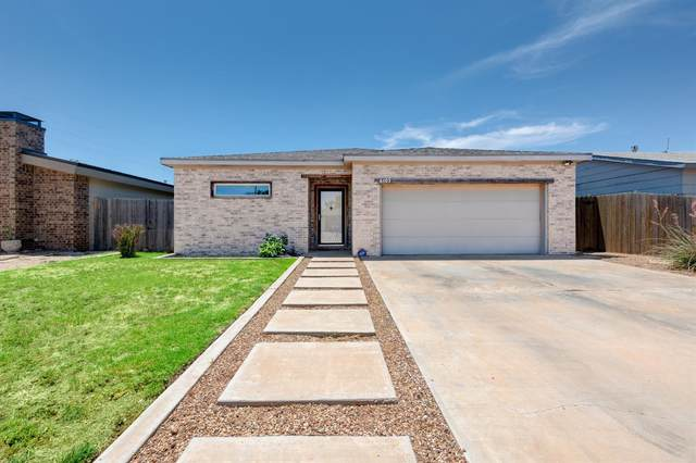 6103 24th Street, Lubbock, TX 79407 (MLS #202006315) :: Stacey Rogers Real Estate Group at Keller Williams Realty