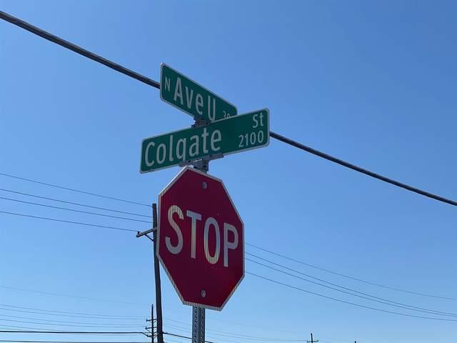 2101 Colgate Street, Lubbock, TX 79415 (MLS #202006333) :: McDougal Realtors