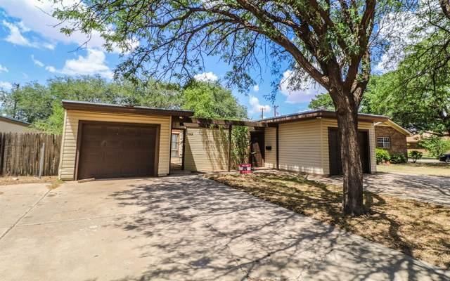 3708 53rd Street, Lubbock, TX 79413 (MLS #202006334) :: McDougal Realtors