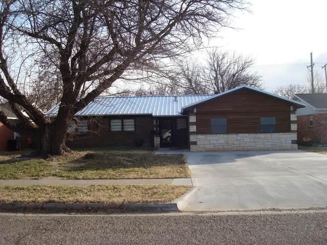 5413 46th Street, Lubbock, TX 79414 (MLS #202006378) :: McDougal Realtors