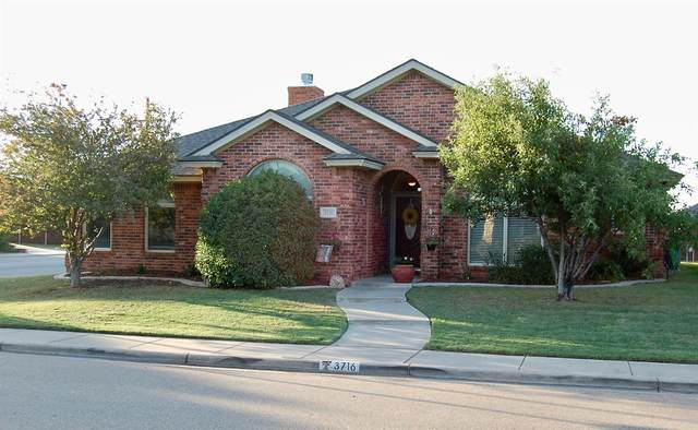 3716 106th Street, Lubbock, TX 79423 (MLS #202006380) :: McDougal Realtors