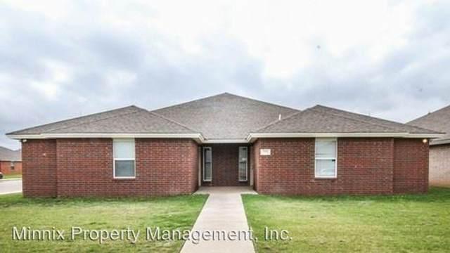 521 N Brentwood Avenue, Lubbock, TX 79416 (MLS #202006418) :: Lyons Realty